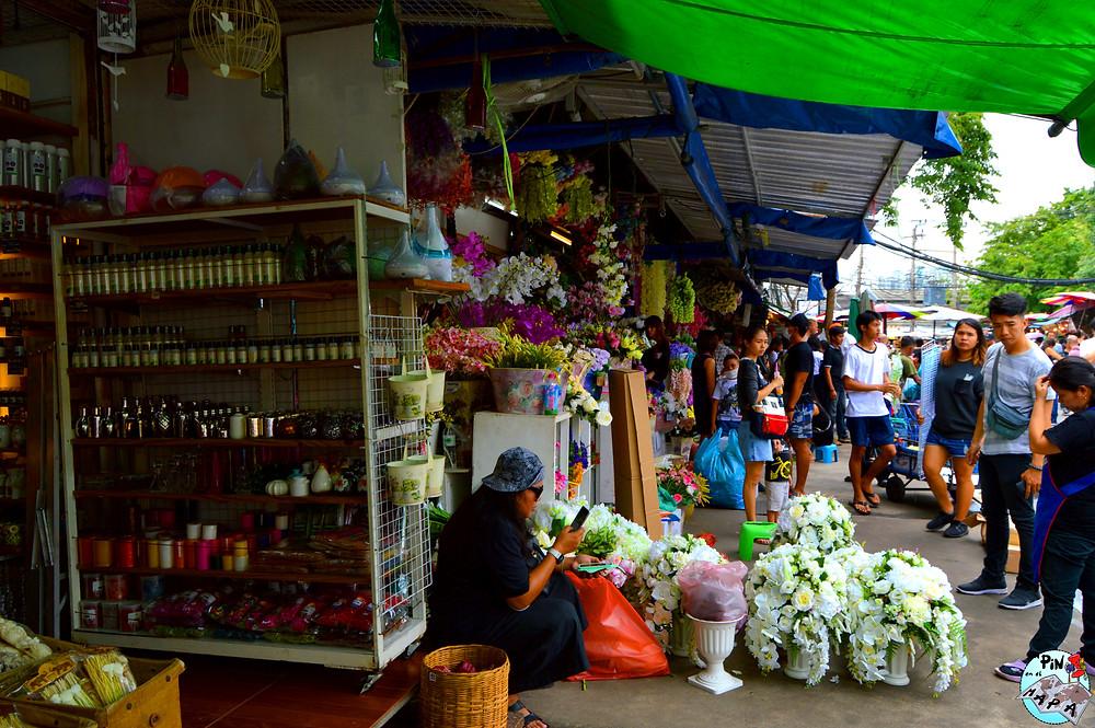 Mercado de Chatuchak Bangkok   Un Pin en el Mapa