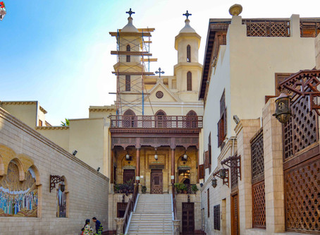 Barrio Copto del Cairo: lugares que ver en medio día