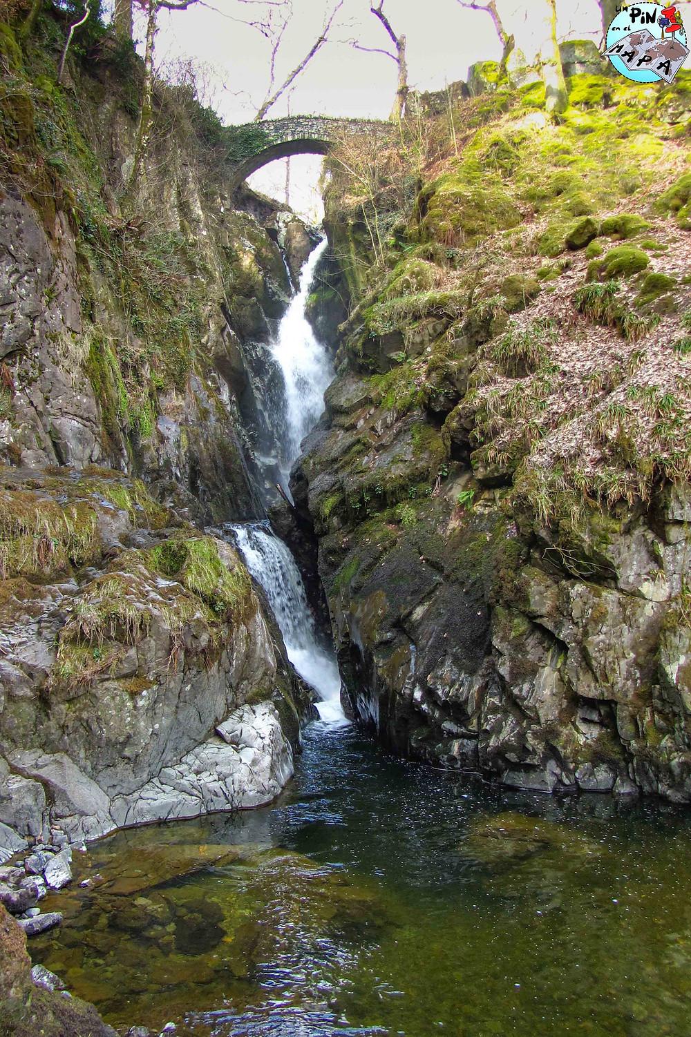 Aira Force waterfall | Un Pin en el Mapa