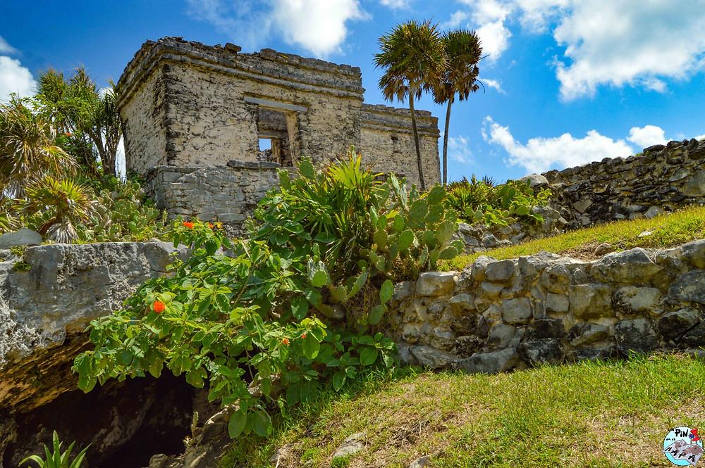 Casa del Cenote, ruinas de Tulum | Un Pin en el Mapa