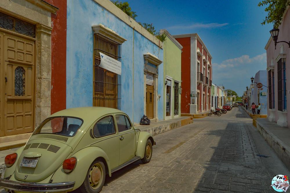 Campeche | Un Pin en el Mapa