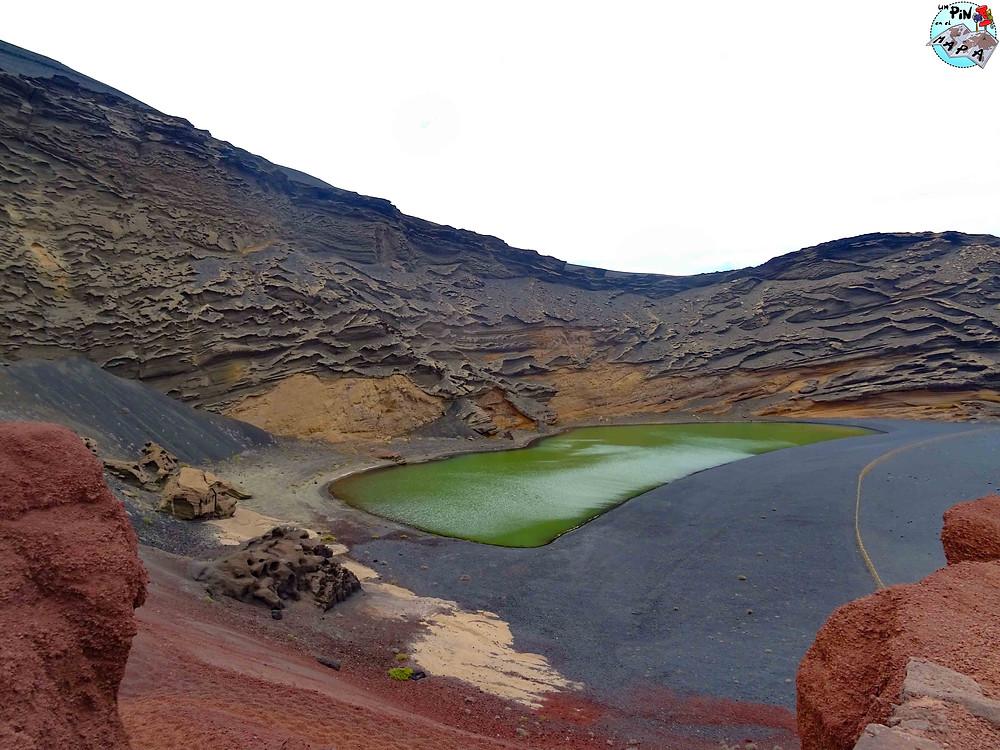 Laguna de los Clicos o Charco Verde | Un Pin en el Mapa