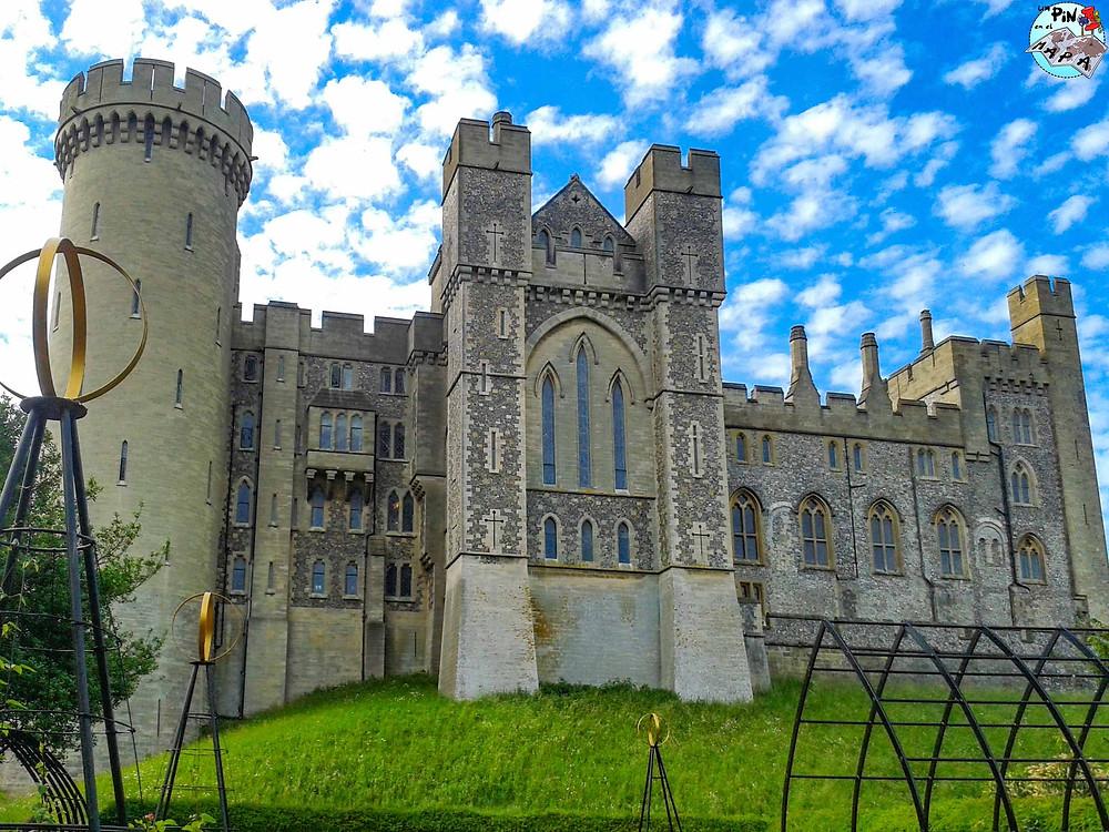 Castillo de Arundel | Un Pin en el Mapa