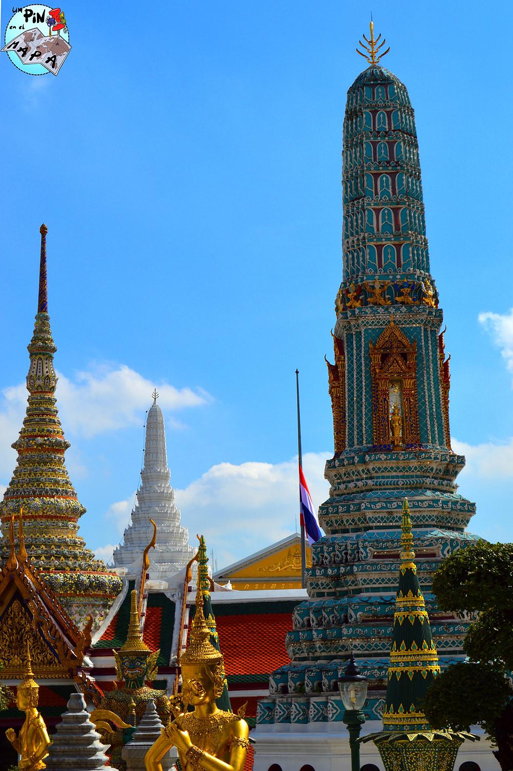 Grand Palace Bangkok   Un Pin en el Mapa