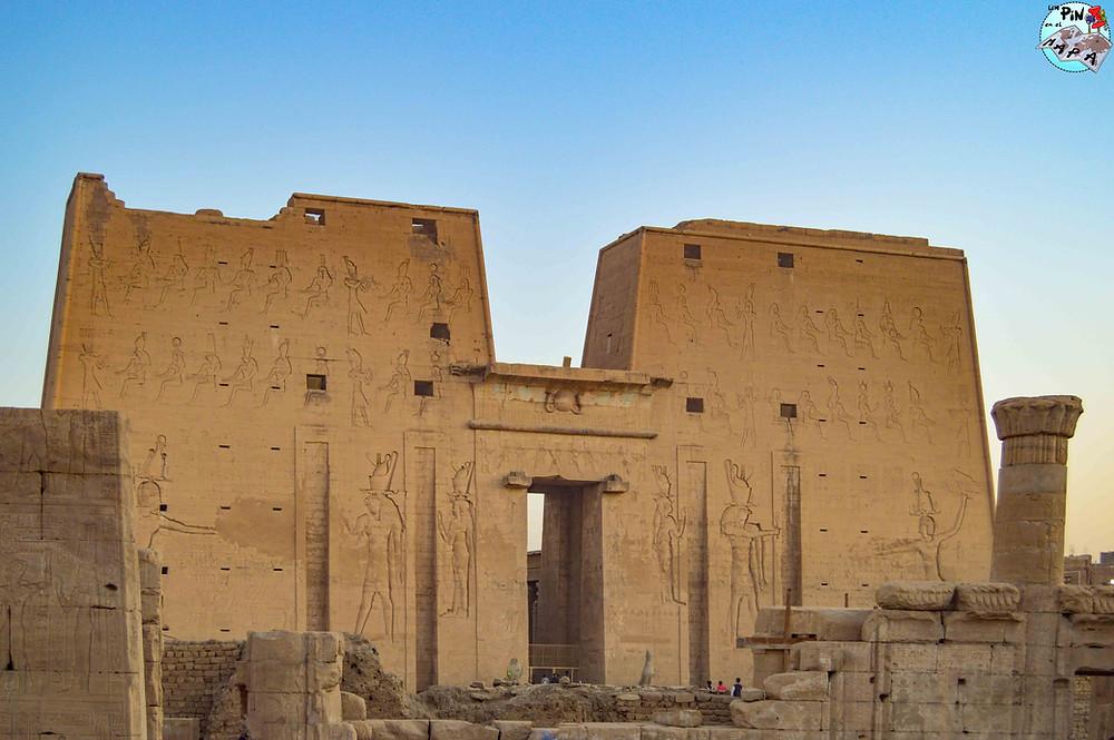 Templo de Edfu | Un Pin en el Mapa