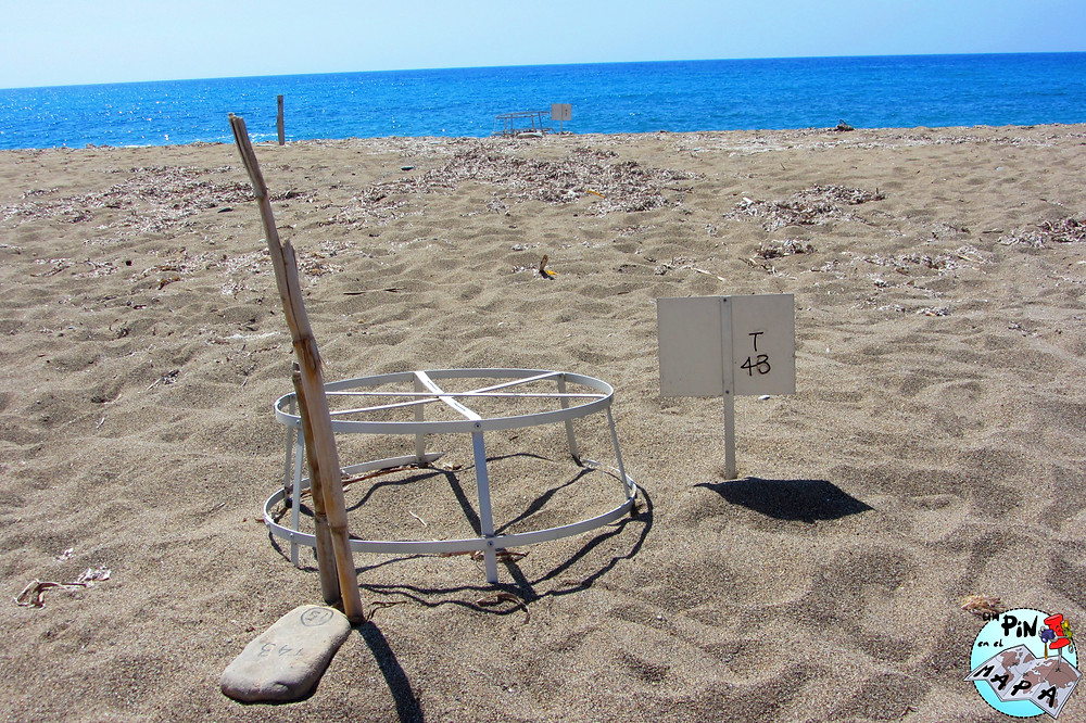 Playa de Toxeftra | Un Pin en el Mapa