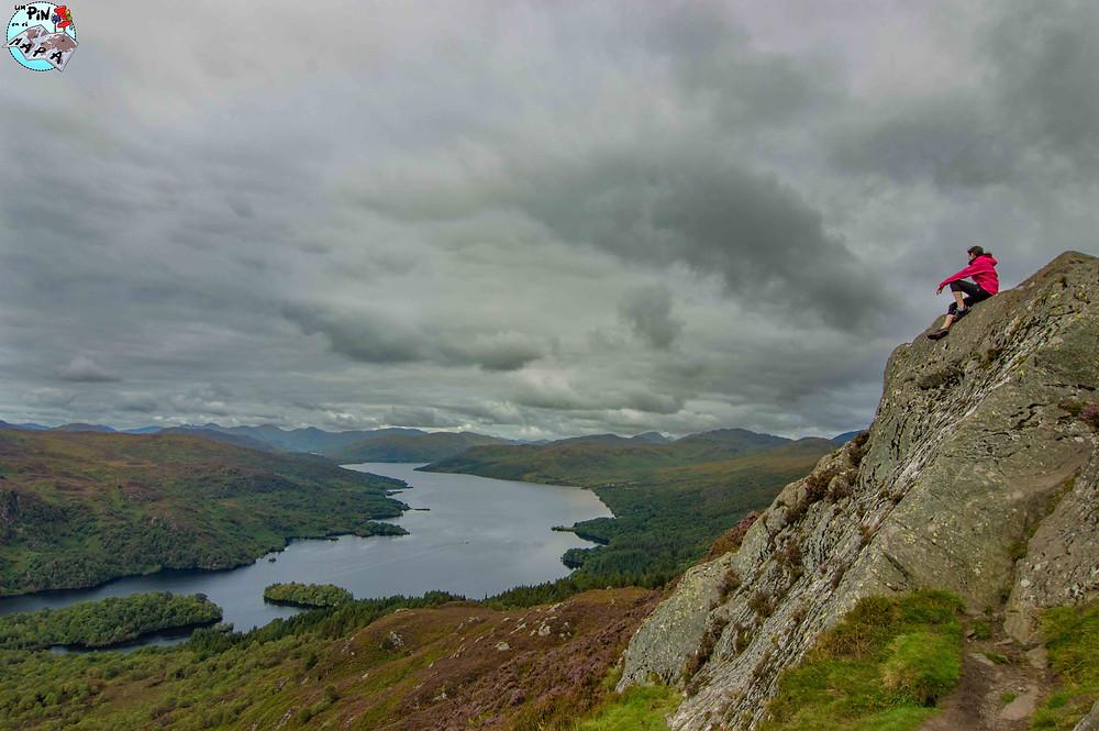 Ben A'an, Escocia | Un Pin en el Mapa