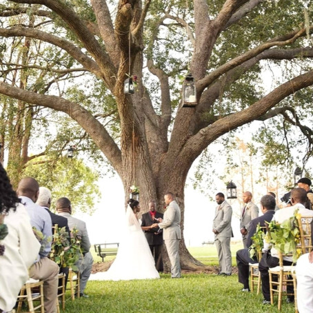 4 Tips for an Outside Summer Wedding In Orlando