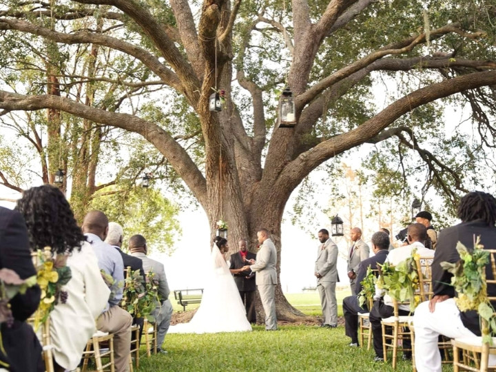 Tanner Hall Wedding Winter Garden, Florida