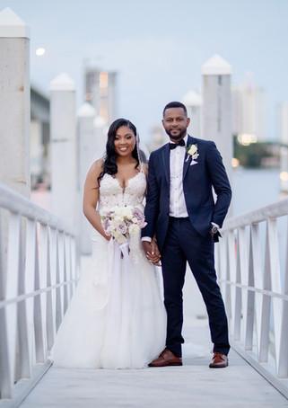 crystal ballroom sunset harbor daytona wedding planner bride