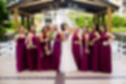 bridal party jones events orlando weddin