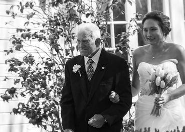 Harry P. Leu Garden Wedding