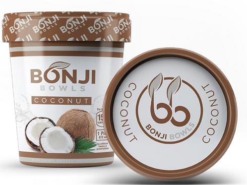 Bonji Coconut 4 Pack Pint