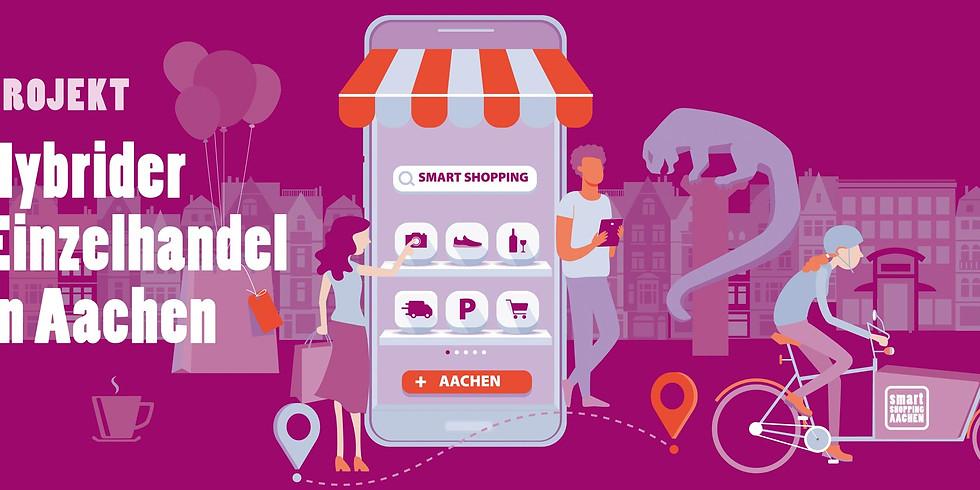 Hybrider Einzelhandel Aachen – Instagram Live
