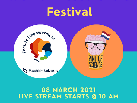 Women Researchers' Festival: #ChooseToChallenge