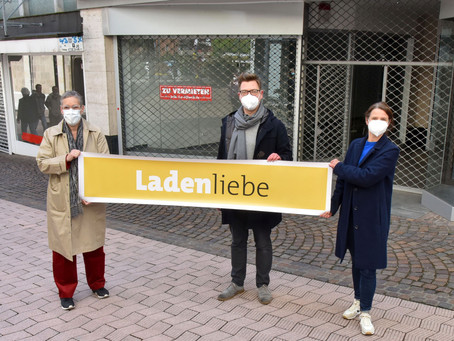'Ladenliebe': Stadt Aachen opens experimental rooms for new shops