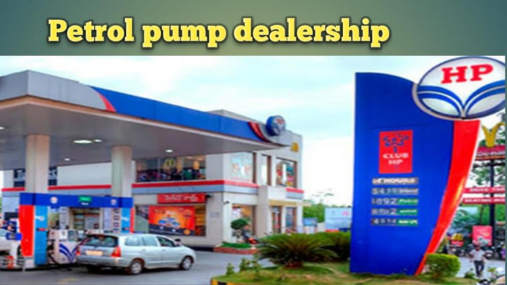 petrolpump dealership