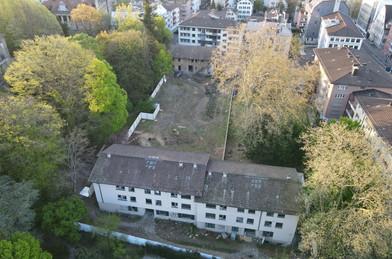 ZÜRICH, MÜHLEBACHSTRASSE Abbrüche, Baugrubenabschlüsse, Baugrubenaushub Bauleitung: Anderegg Partner AG, Zürich