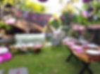 A Birthday party hosted at Villa Kalyca