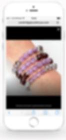 Cambridge Jewellery Co website iPhone #5