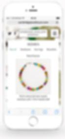 Cambridge Jewellery Co website iPhone #2