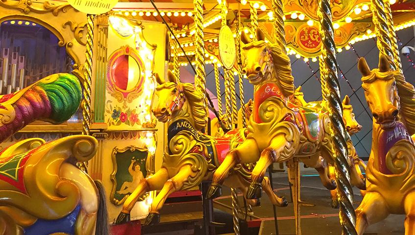 Dayglow Media carousel