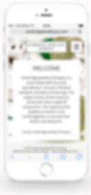 Cambridge Jewellery Co website iPhone #1