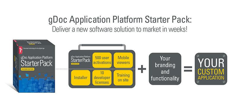 gDoc Starter Pack ISV/OEM graphic