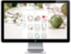 Cambridge Jewellery Co website shop