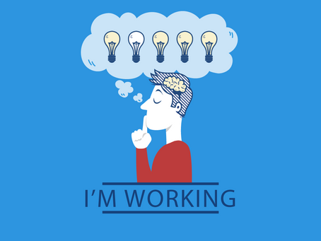 Thinking is Productive Work