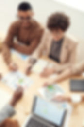 top-view-of-people-at-the-meeting-318428