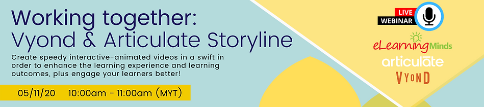 Working together:  Vyond & Articulate Storyline
