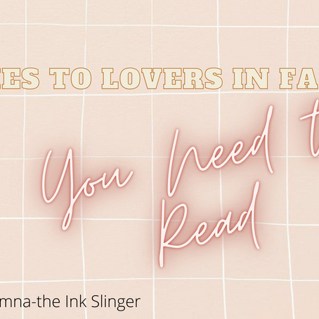 7 Amazing Enemies to Lovers in Fantasy You Need to Read