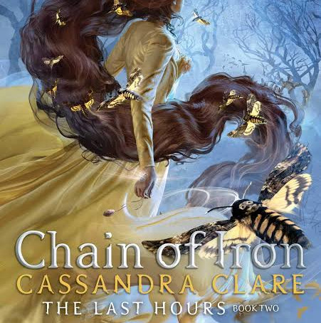 BOOK REVIEW-Chain of Iron by Cassandra Clare