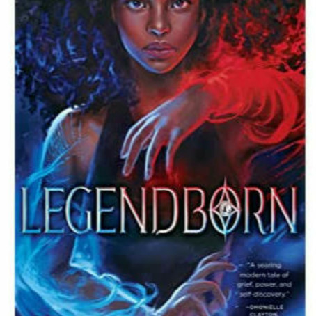 BOOK REVIEW- Legendborn by Tracy Deonn