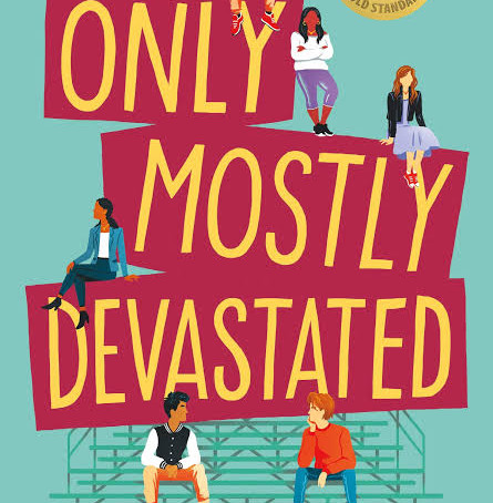 Only Mostly Devastated- BOOK REVIEW