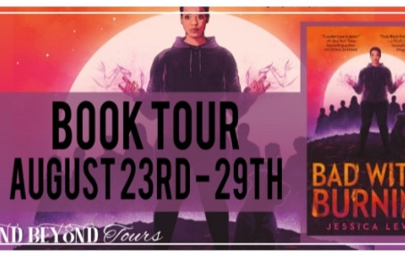 Bad Witch Burning- BOOK TOUR