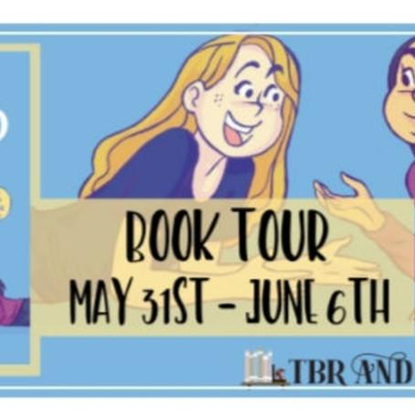 BOOK TOUR- Just Pretend by Tori Sharp (4th June)