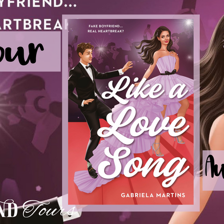 BOOK TOUR- Like a Love Song- Interview and Top 5 Reasons to Read This