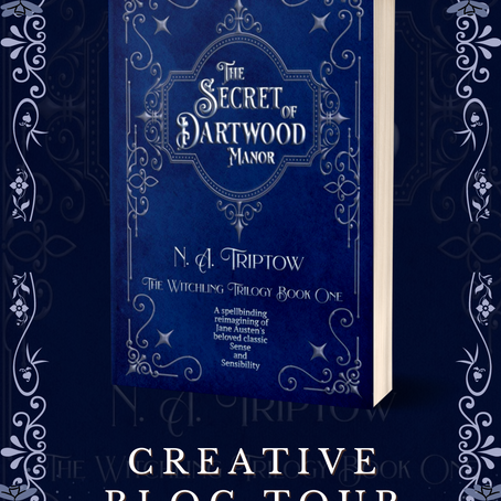 BOOK TOUR- Secret of the Dartwood Manor by Nicole Triptow
