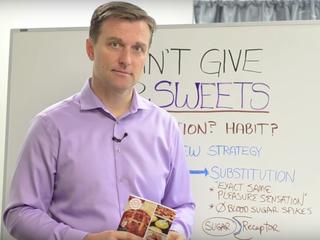 Доктор Эрик Берг говорит. У вас зависимость от сладкого, или вы просто любите сладкое?