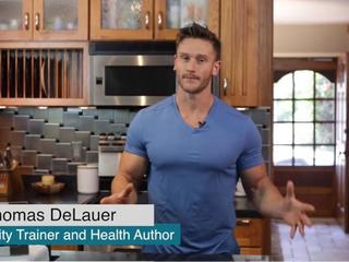 Томас ДеЛауэр: Кетогенная диета стимулирует выработку тестостерона.