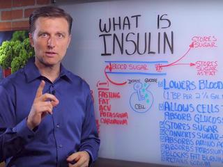 Доктор Эрик Берг говорит. Что такое инсулин?