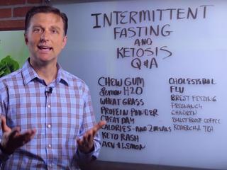 Интервальное голодание и кетоз - 15 вопросов и ответов!