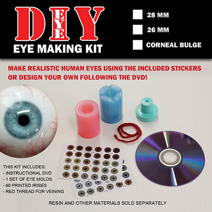 DIY Eye Making kit