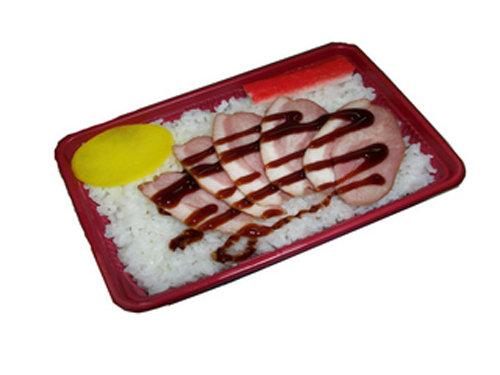 D6 日式煙鴨胸肉飯