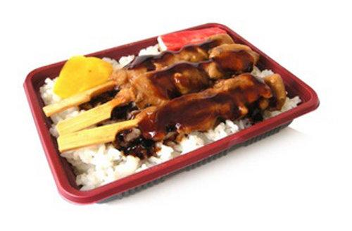 D3 日式雞串飯