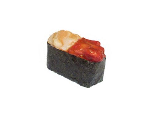 A38 螺肉八爪魚壽司