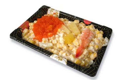 C2 大蝦什果粟米沙律