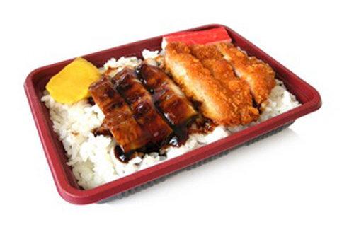 D5 日式雙拼飯
